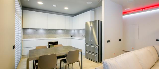 Дизайн интерьера квартиры в Петербурге