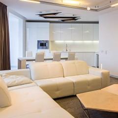 Дизайн квартиры в Петербурге