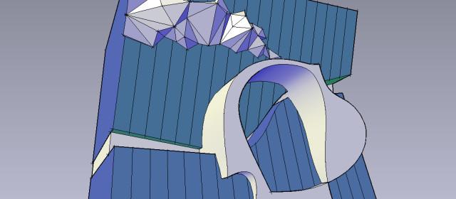 Эскизные предложения по архитектуре здания банка